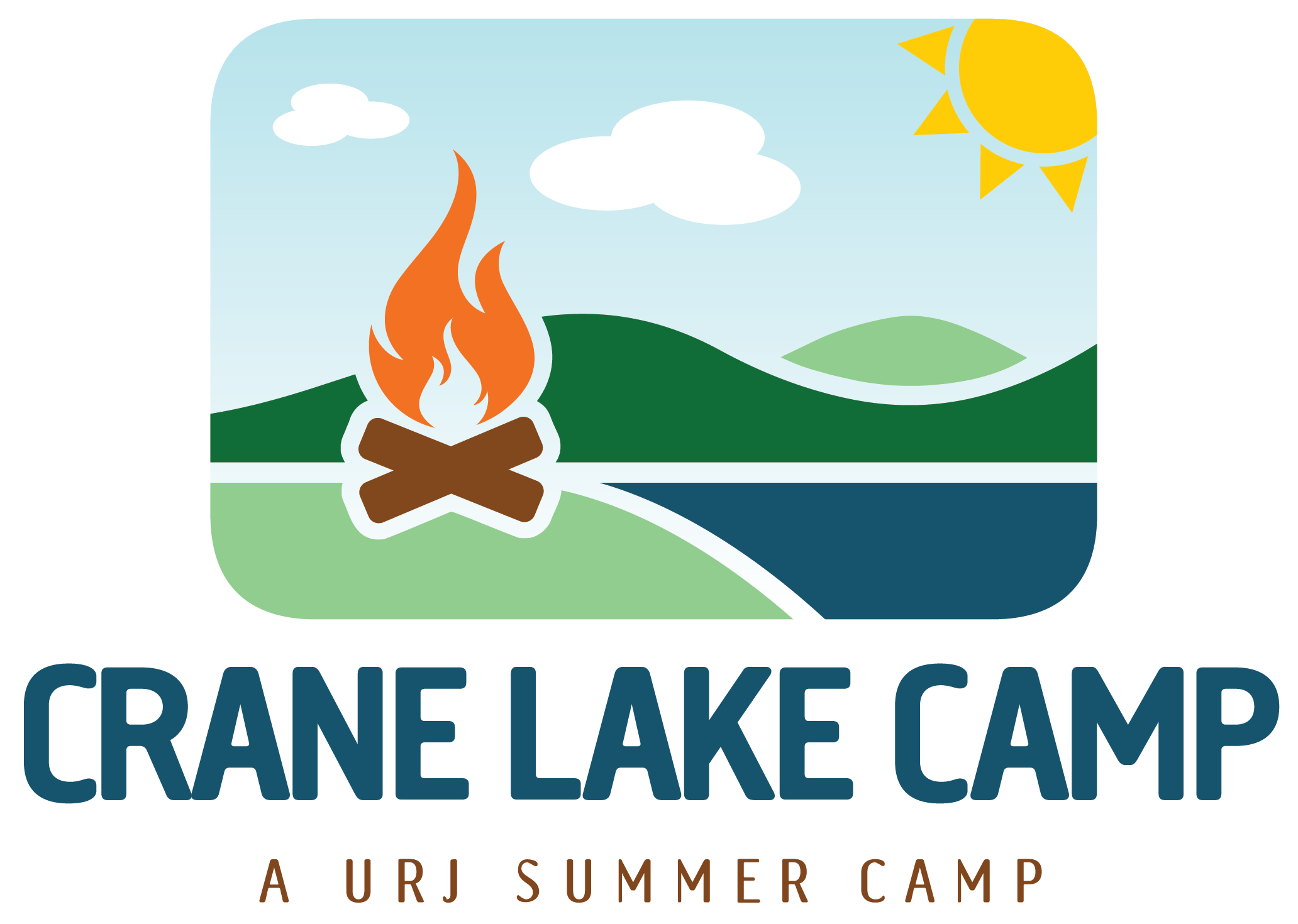 Camp Crane Lake Logo