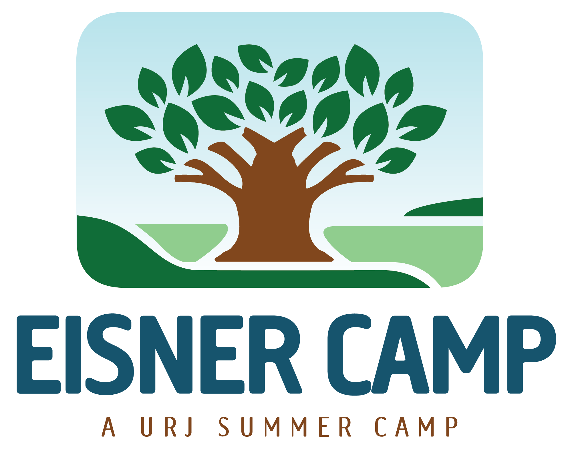 Camp Eisner Logo