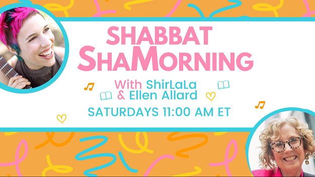 Shabbat ShaMorning Saturdays at 11